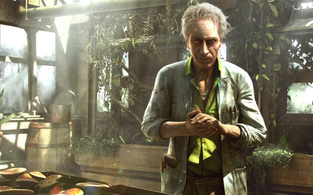 Far Cry HD & Widescreen Wallpaper 0.748646617178355