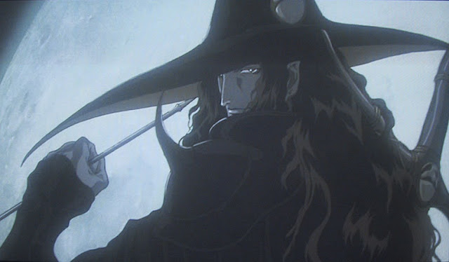 Screen z Vampire Hunter D
