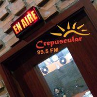 Radio Crepuscular 99.5FM La Radio Comunal