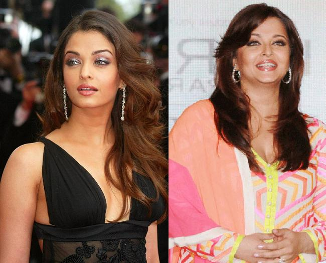 Aishwarya rai weight gain