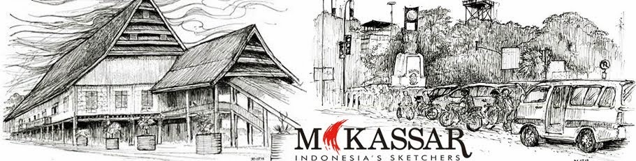 Indonesia's Sketchers - Makassar
