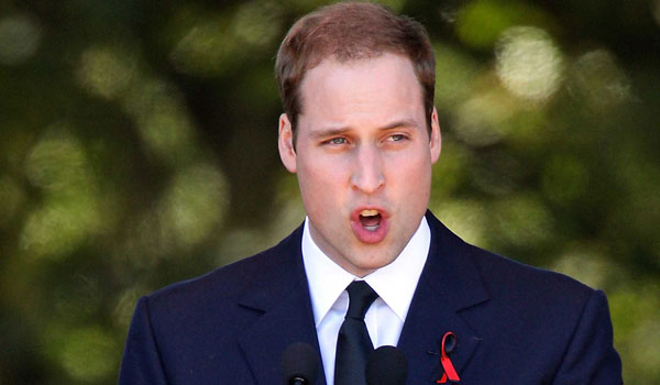 prince william young