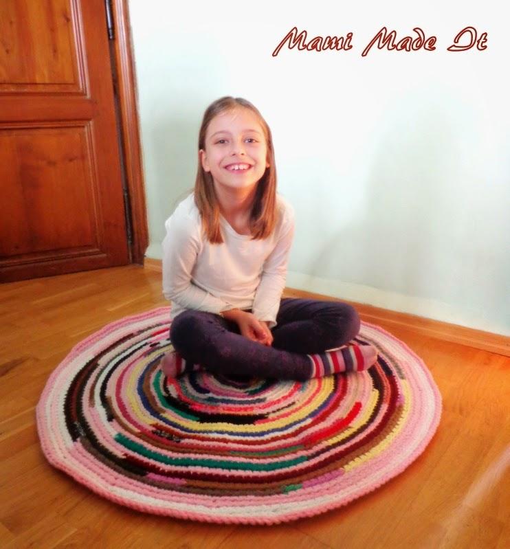 I-cord carpet