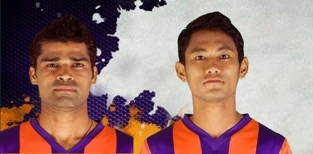 Maithani and Gurung to play in Portugal