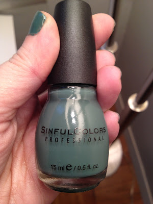 NOTD: Sinful Colors Leap Flog