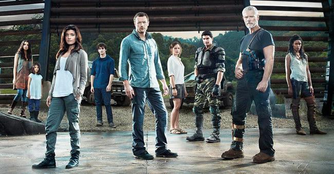 Saluran televisi swasta Indonesia yang menayangkan serial TV Terra Nova.