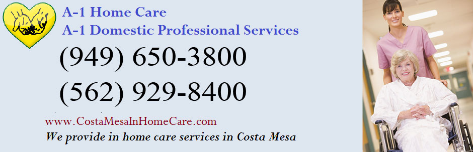 Costa Mesa In Home Care