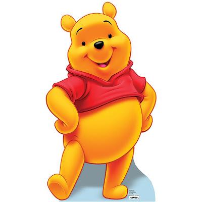 Ursinho Pooh colorido