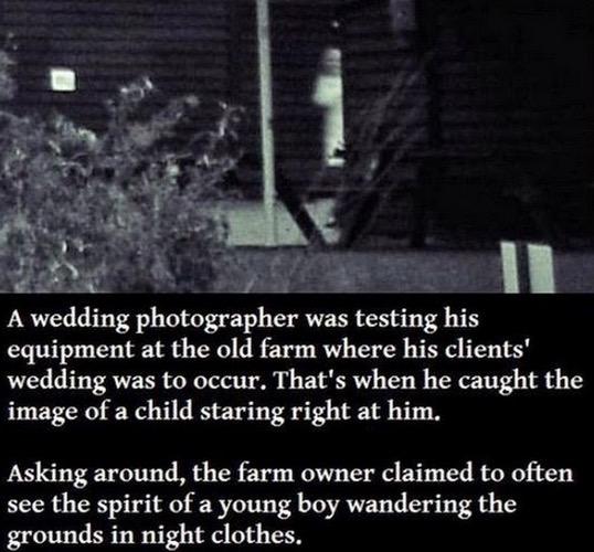 Jom Lihat Rakaman Hantu yang Ditangkap Kamera