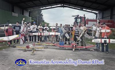 Komunitas Aeromodelling Dumai