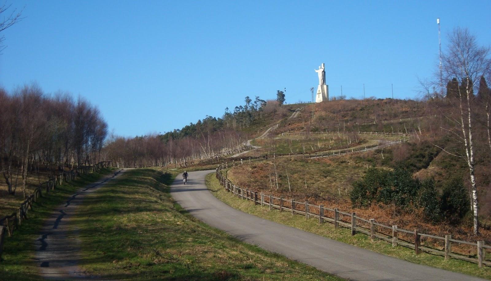 Sagrado Corazon de Jesus en Monte Naranco, Oviedo