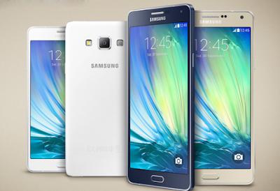 Lanzan Nuevos Galaxy A3, Galaxy A5 y Galaxy A7 con espectacular Diseño