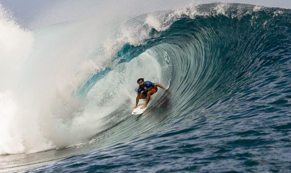 Billabong Pro Tahiti 2014 Aritz Aranburu ESP Foto ASP Will H S
