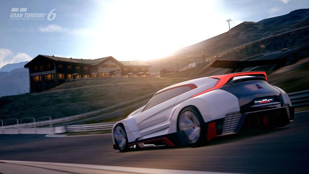 Mitsubishi Concept XR-PHEV Evolution Vision Gran Turismo 6,price, malaysia, where to buy, gran turismo 6 gameplay,