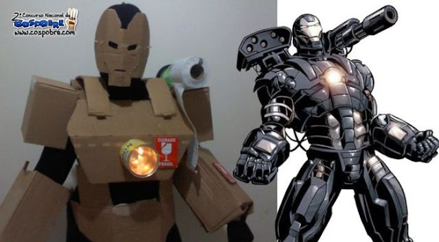Cosplay Ironman