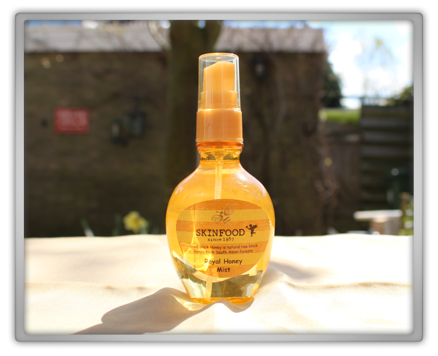 Jolse Order 7 Skinfood Innisfree Honey Haul Review 2015 skincare beauty blogger royal honey mist spray