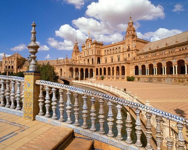 Cidades mais visitadas da Espanha