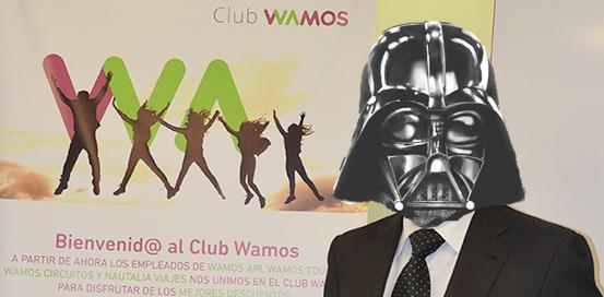Muriel el CEO de Wamos