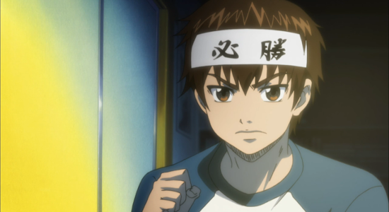 Recenzja anime Ace of Diamond (2013). Studio Production I.G i Madhouse.