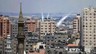 Israel resumes air strikes on Gaza after its brief ceasefire was met with continuing rocket fire.