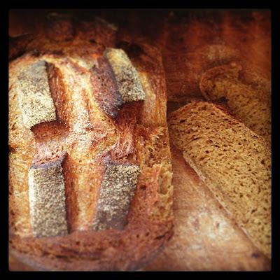 Annadama Bread