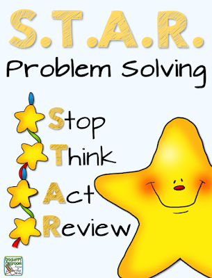 Help your student become STAR problem solvers.  Teach them how to read the problems carefully so they know what the problem is asking and to find the important information.