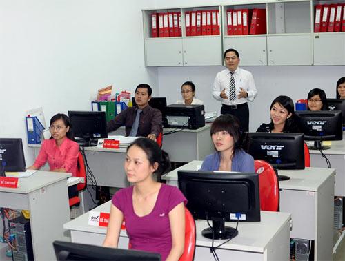 Trung tâm dạy kế toán ở hải phòng