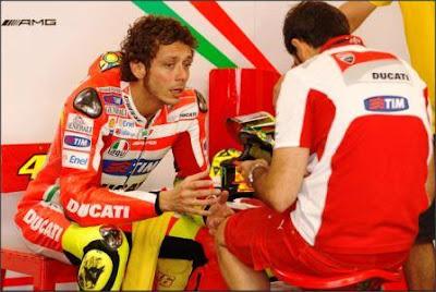 Rossi dan Yamaha 2013