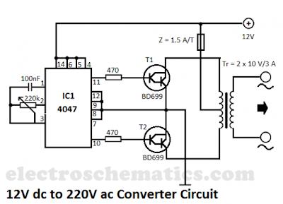 220v ac to 12v dc simple diagram. Black Bedroom Furniture Sets. Home Design Ideas