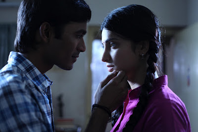 Dhanush Film 3 Movie Photos