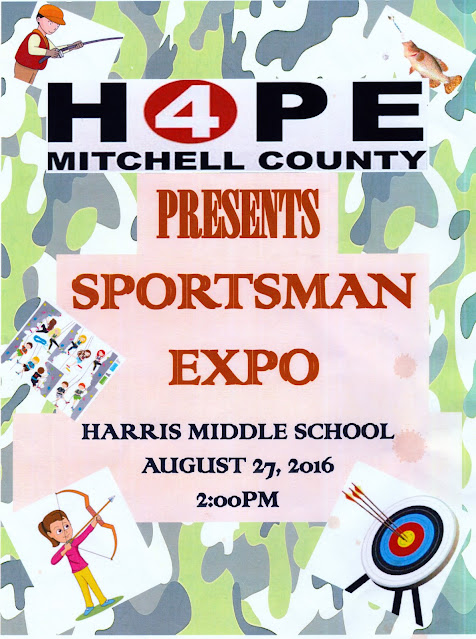 Sportsman Expo August 27, 2016