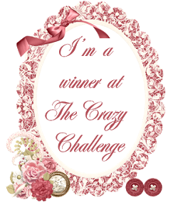 I won a challenge at Crazy Challenge