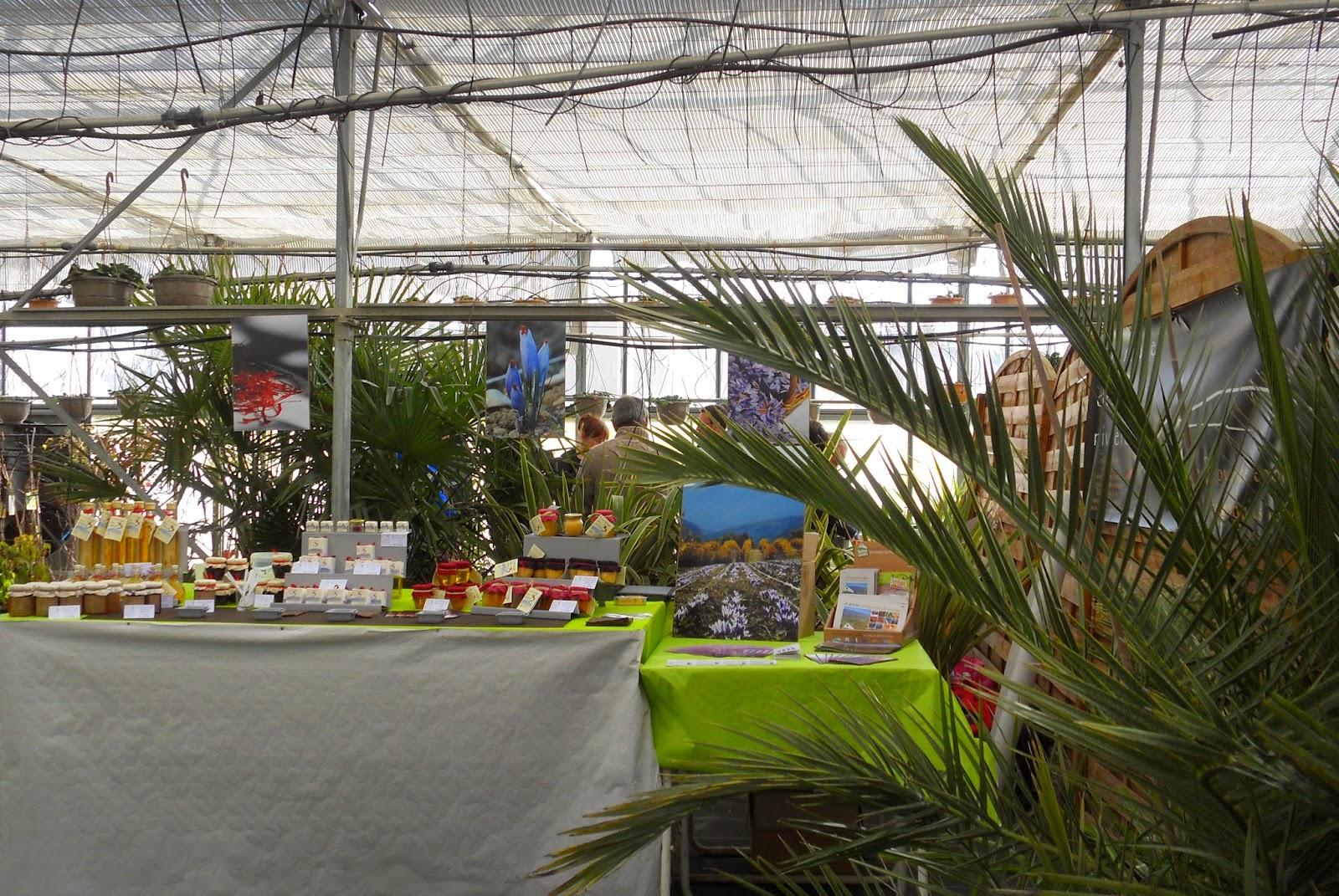 Anne moreau le jardin de nad ge carpentras ce week end - Jardins ouverts au public ce week end ...