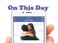 Fitur 'On This Day' Facebook Untuk Lupakan Kenangan Lama