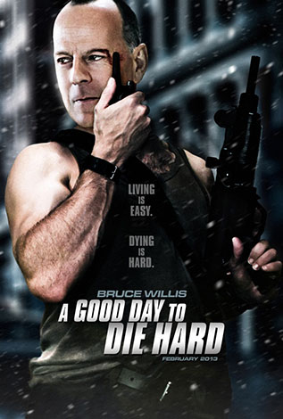 A Good Day to Die Hard (2013) 720p HDRip Dual Audio 750MB