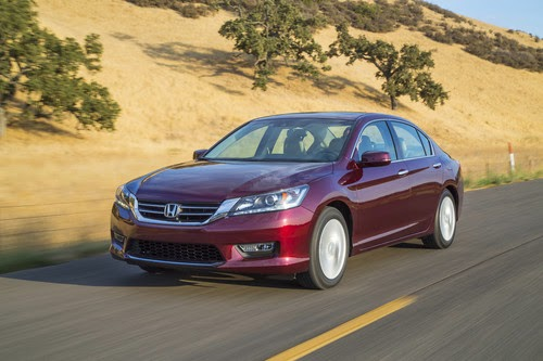 All Time Record Sales For Honda Accord Leads American To Near August