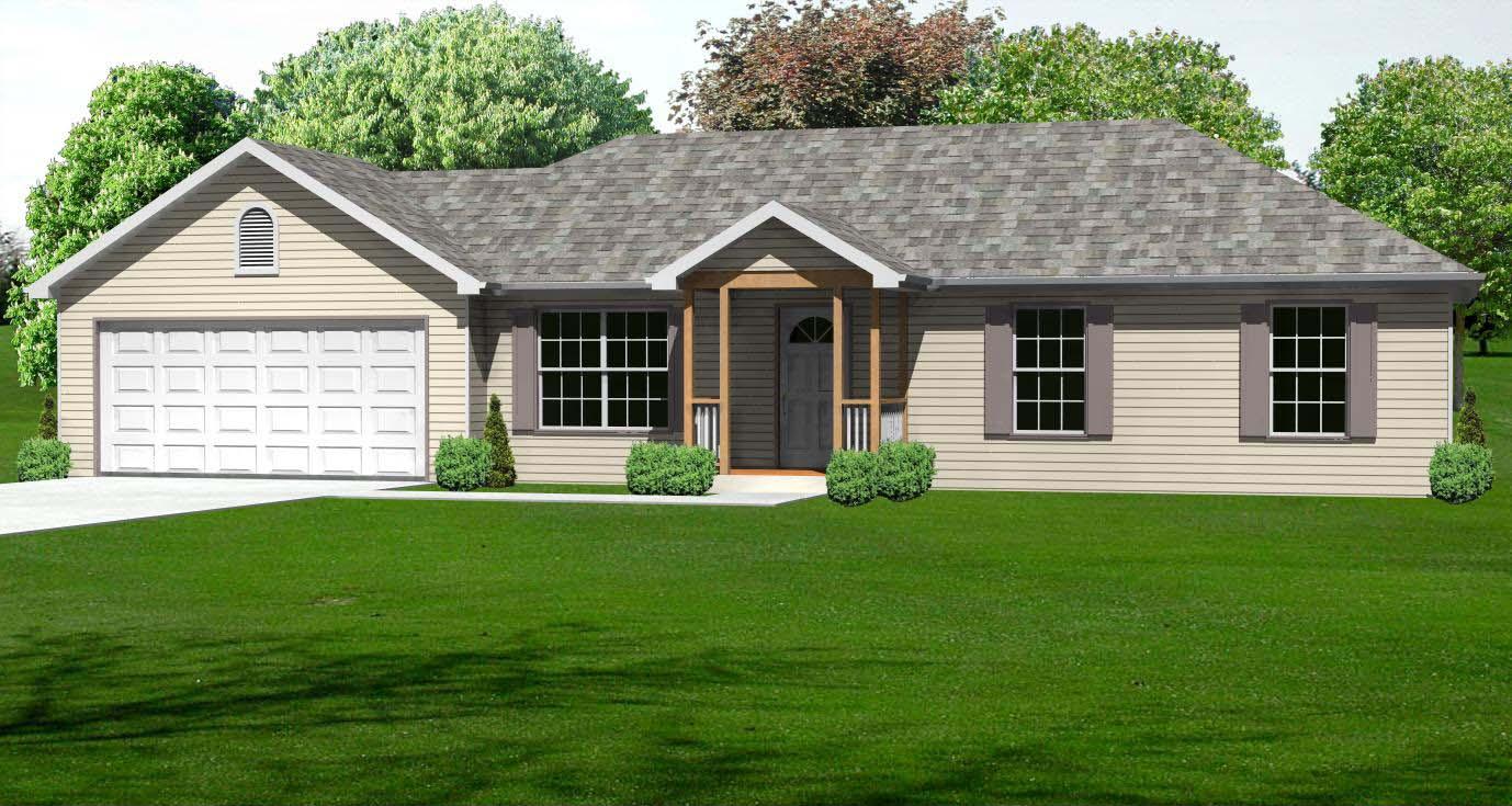 Modelos de casas de un piso imagui for Modelos de casas de madera de un piso