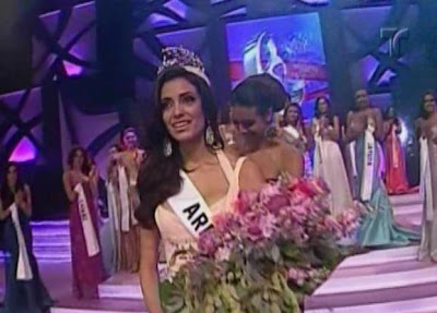 winner of Miss Puerto Ríco 2013 held on August 29, 2012 - Miss