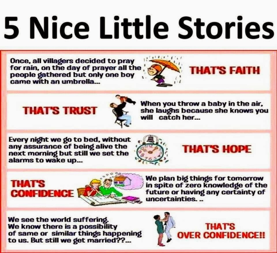 5 Nice Liitle Stories