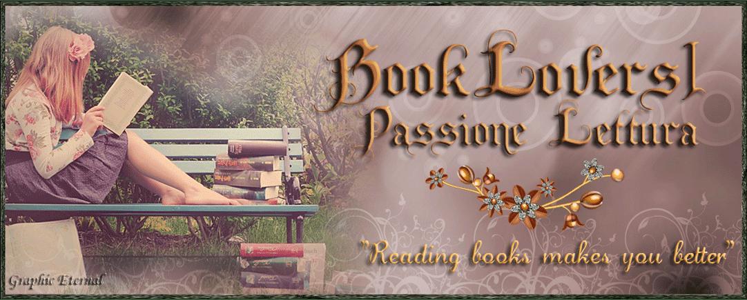 BookLovers1 ---> Blog per veri amanti della lettura!