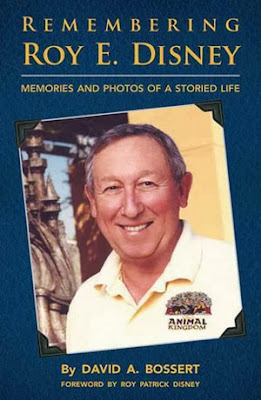 Between Books - Remembering Roy E. Disney