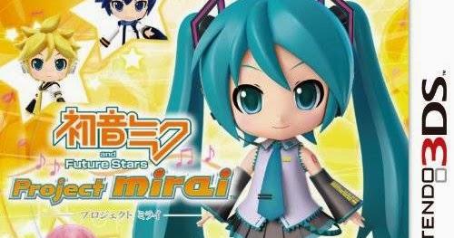 Project mirai english patch