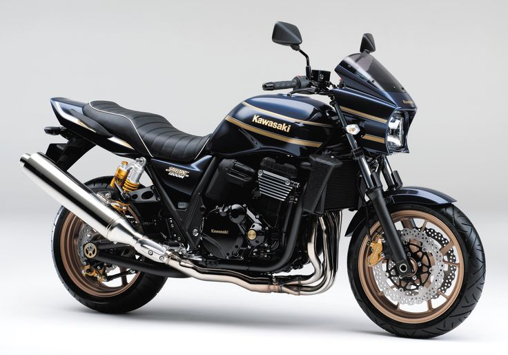 Planet Japan Blog: Kawasaki ZRX 1200 DAEG 2016