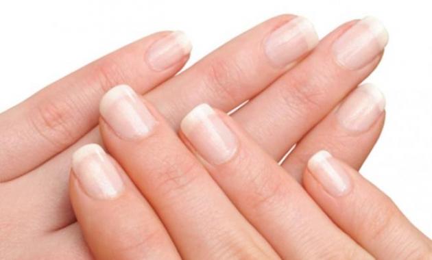 nail art nail Obter unhas fortes e saudáveis