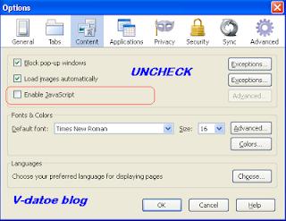 Cara agar blog tidak bisa di block (Copas)