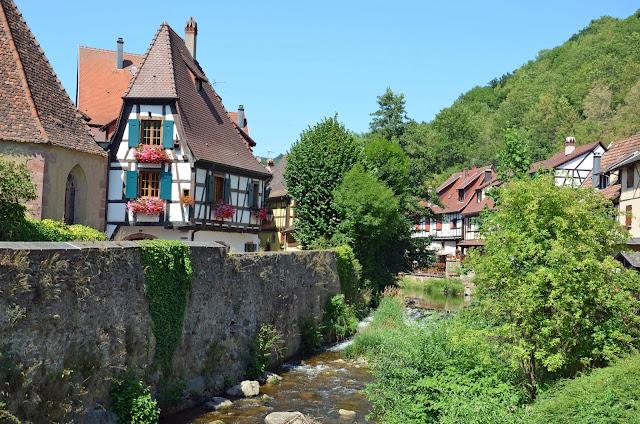 We Took The Road Less Traveled Village Life Kaysersberg