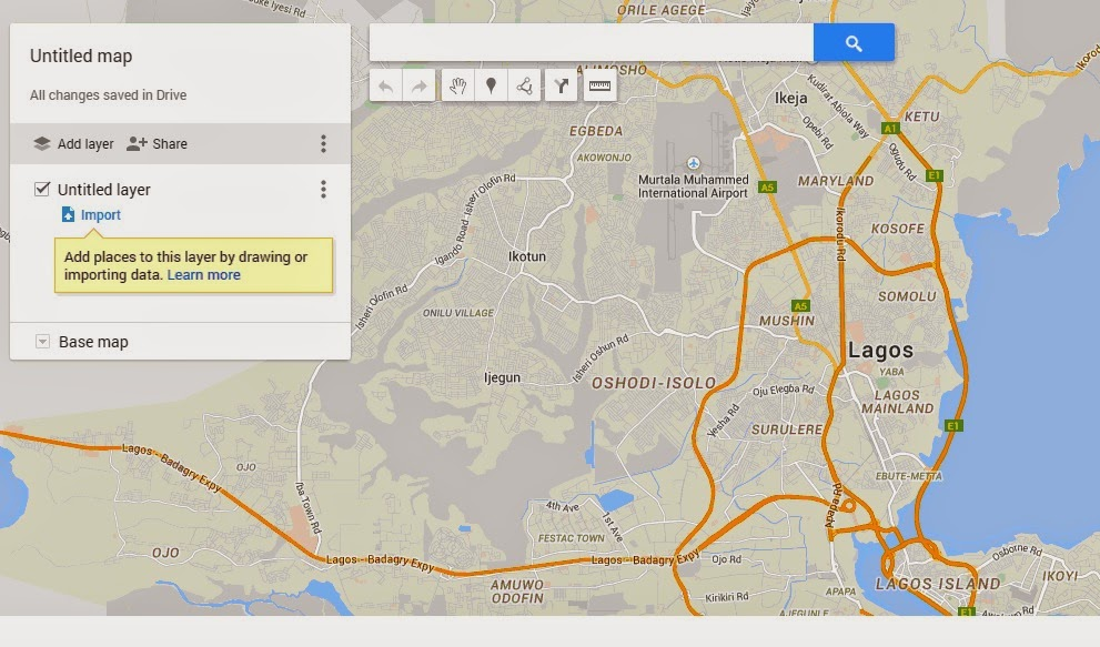 Tutorial online map publishing for nigerian mapping community note map engine accepts data in the csv xlsx and kml formats in this tutorial we shall attempt to bring data in csv and kml formats sciox Gallery