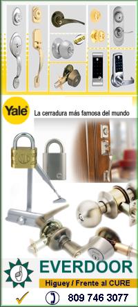 Accesorios complementos de seguridad y cuidado de las puertas - en EVERDOOR Higuey
