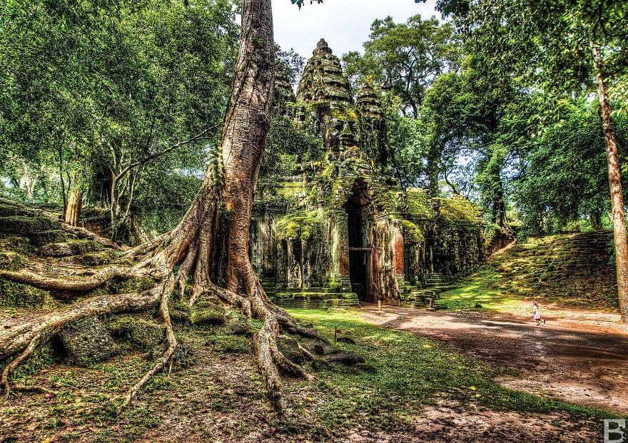 Cambodia in rain season 1