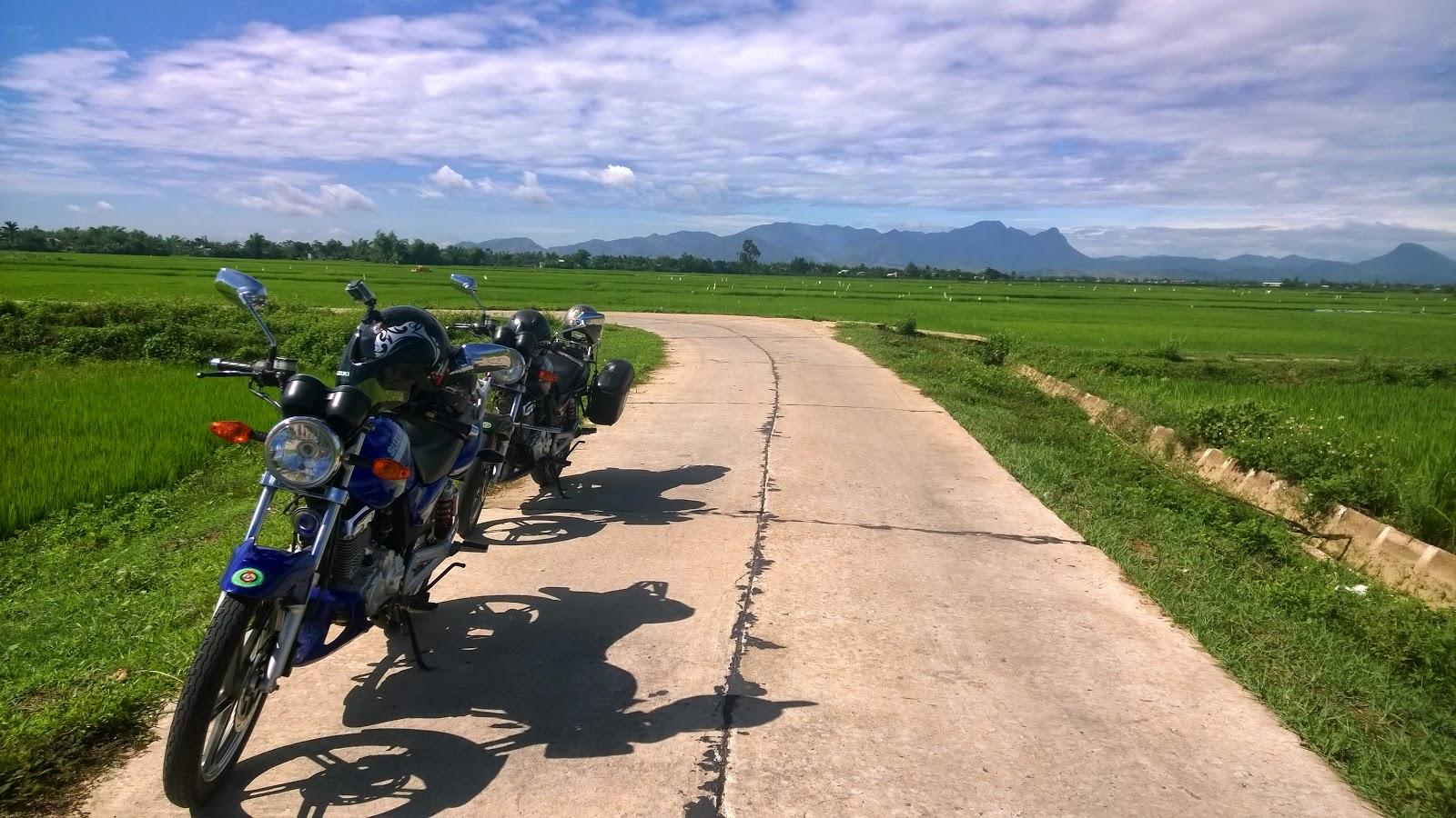 Hoi An - Hue or Hue - Hoi An: ( 1 day - 145km)